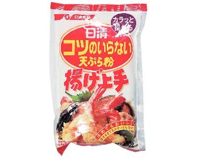 いらない 天ぷら 粉 コツ の